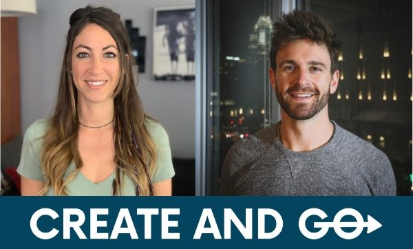 Alex and Lauren Create and Go