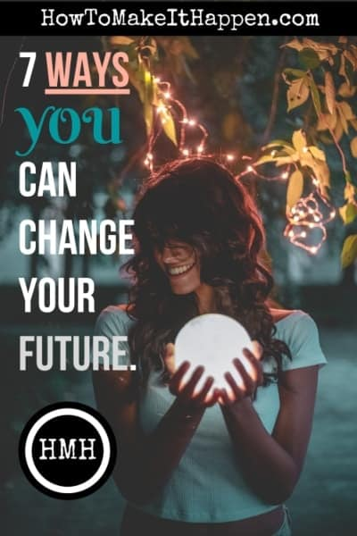 7 ways you can change your attitude to change your future