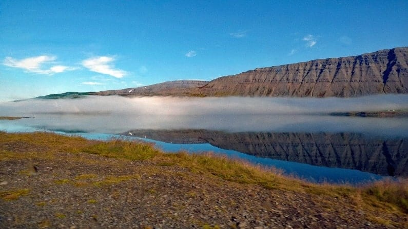 Places to be in AWE in front of nature: Westfjords, Iceland