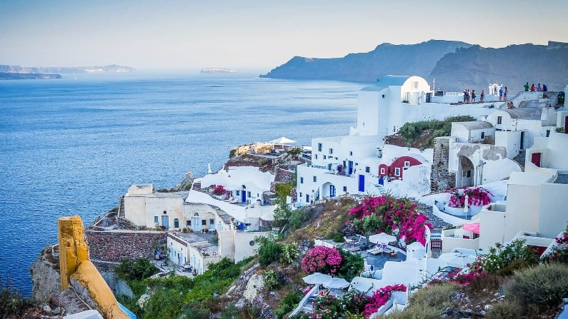 Greece to get back in shape during your sabbatical