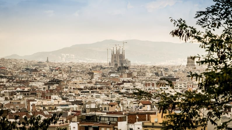 Barcelona to get back in shape during your sabbatical
