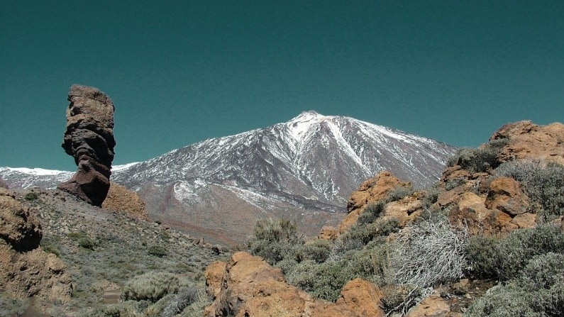Tenerife to get back in shape during your sabbatical